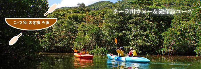 口コミ・クーラ川カヌー&滝コース