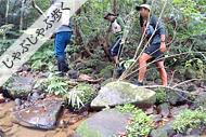 クーラ川カヌー&滝探訪ツアー・歩き編