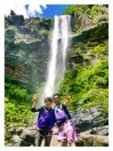 西表島ピナイサーラの滝つぼ