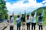 ピナイサーラの滝(滝つぼ&滝うえ)コース