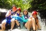 マングローブカヌー&滝あそびいっぱいコース