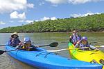 カヌー体験コース