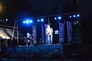 海開き2014前夜祭_池田卓さん